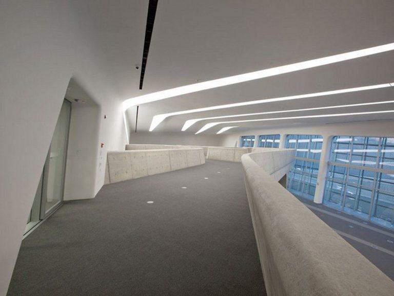 dongdaemun design plaza seoul south korea interior