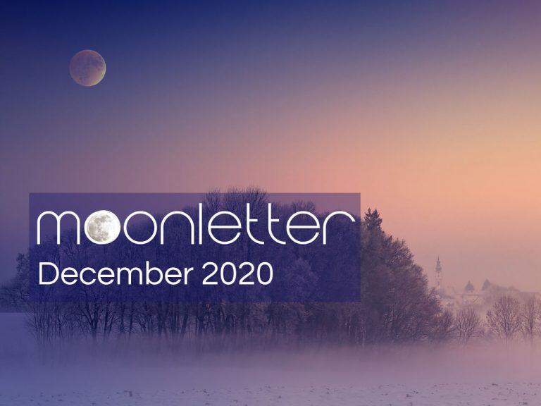 MOONLETTER DECEMBER 2020