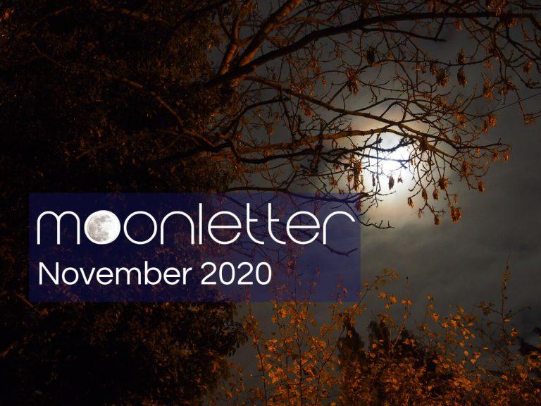 MOONLETTER NOVEMBER 2020