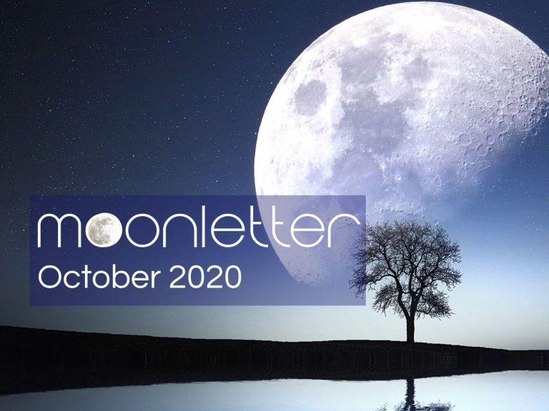 MOONLETTER OCTOBER 2020