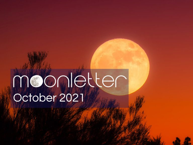 MOONLETTER OCTOBER 2021